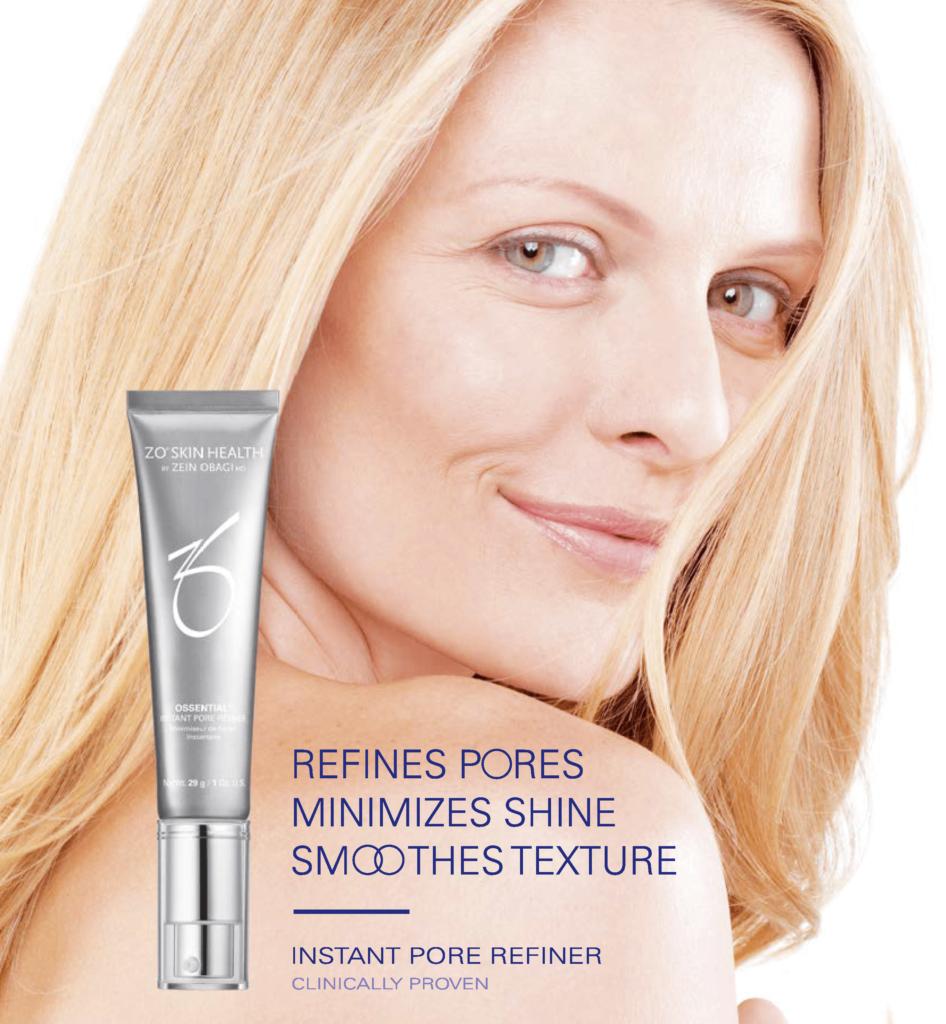 Instant Pore Refiner, verfijnt vergote poriën, minimaliseert een glimmend effect en verbetert de textuur.
