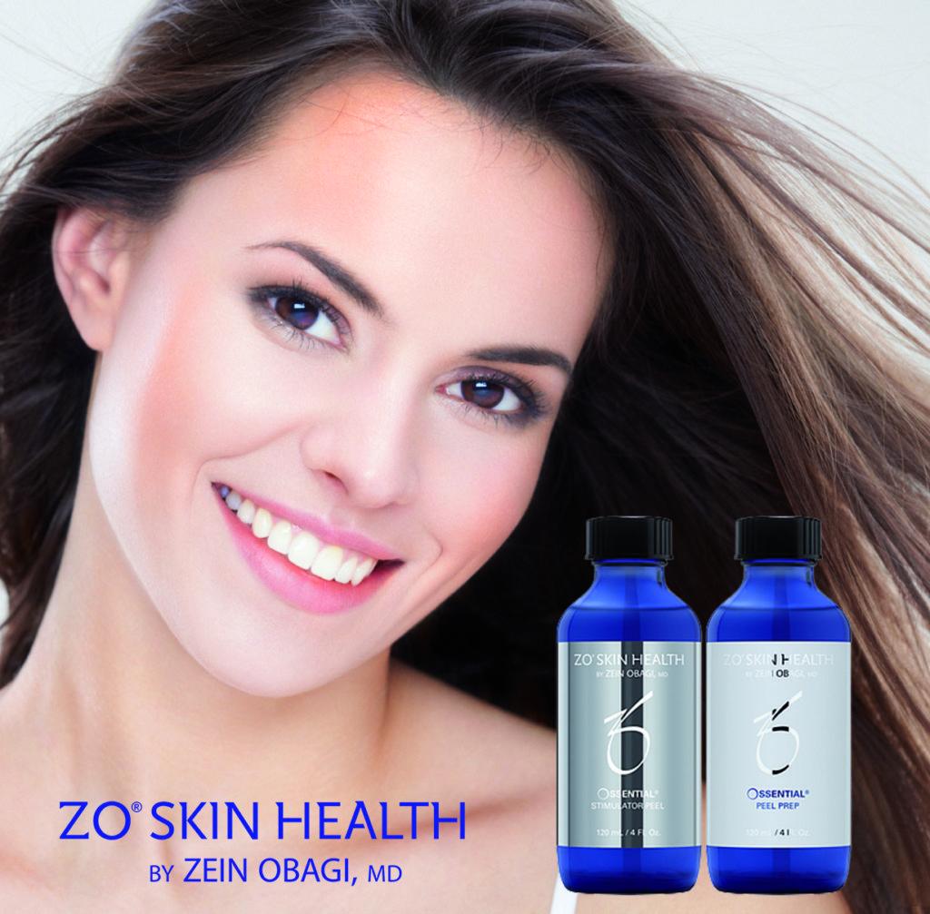 Onze ZO® Stimulator Peel is een peeling, waarbij we de volledige uitstraling van de huid verbeteren.